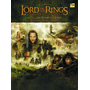 The Lord of the Rings Trilogy - Music from the Motion Pictures Arranged for Easy Piano