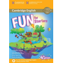Fun for Starters 4th Edition - Student's Book with Home Fun Booklet and online activities