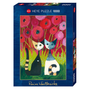 Poppy Canopy Puzzle - 1000 Teile