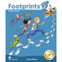 Footprints 2 - Pupil's Book with Audio-CD + CD-ROM and Portfolio Booklet