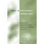 What Is Sustainable Journalism? - Integrating the Environmental, Social, and Economic Challenges of Journalism