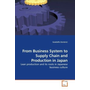 From Business System to Supply Chain and Production in Japan - Lean production and its roots in Japanese business culture