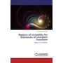Regions of Variability for Subclasses of Univalent Functions - Regions of Variability