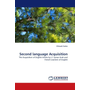 Second language Acquisition - The Acquisition of English Article by L1 Syrian Arab and French Learners of English