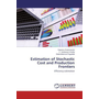 Estimation of Stochastic Cost and Production Frontiers - Efficiency estimation