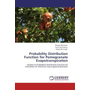 Probability Distribution Function for Pomegranate Evapotranspiration - Studies on Probablity distribution function for estimation of reference crop evapotranspiration