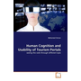 Human Cognition and Usability of Tourism Portals - seeing the web through different eyes