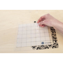 Silhouette MEDIA-STAMP art paper 3 sheets