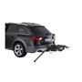 Thule EasyFold 931 Bicycle carrier Black, Red, Silver