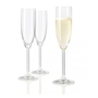 LEONARDO Daily 6 pc(s) 200 ml Glass Champagne flute