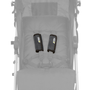 Hauck Smooth me Baby car seat strap cover