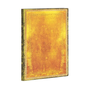 Paperblanks OCHRE writing notebook 176 sheets Yellow