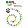 Spin Master Games Rubik's Perplexus Hybrid 2 x 2, Challenging Puzzle Maze Ball Skill Game for Ages 8 & Up
