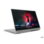 Lenovo IdeaPad Flex 5 DDR4-SDRAM Hybrid (2-in-1) 35,6 cm (14 Zoll) 1920 x 1080 Pixel Touchscreen AMD Ryzen 5 8 GB 512 GB SSD Wi-Fi 6 (802.11ax) Windows 10 Home Grau, Platin