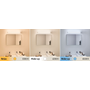 Paulmann 789.49 wall lighting White Suitable for indoor use 8 W