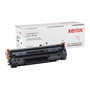 Everyday Black Toner, replacement for HP CF283A, from Xerox, 1500 pages - (006R03650)