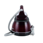Hoover Ironvision 2500 W 2 L Ceramic soleplate Burgundy, Transparent, White