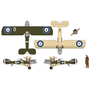 Hornby Gruppe Bristol F2B Fighter D-8063, RAF 139 Squadron,1918 AA28801