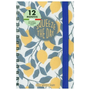 Small Weekly Spiral Bound Diary 12M 2022 - Lemon