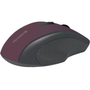 MOUSE DEFENDER ACCURA MM-665 RF MAROON 1600dpi 6P