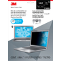 """3M Touch Privacy Filter for 14"""" Widescreen Laptop - Standard Fit, Notebook, Frameless display privacy filter, Black, Anti-glare, LCD, 16:9"""