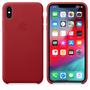 "Apple MRWQ2ZM/A, Cover, Apple, iPhone XS Max, 16.5 cm (6.5""), Red"
