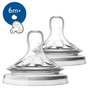 Philips AVENT SCF046/27, Thick flow, Anti-colic valve, Bisphenol A (BPA) free, 2 pc(s)
