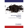Soil and Pore-Water Relations - of a coastal acid sulfate soil in northern NSW, Australia