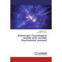 Anisotropic Cosmological models with variable Gravitational constant