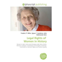 Legal Rights of Women in History