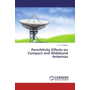 Permittivity Effects on Compact and Wideband Antennas