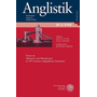 Anglistik. International Journal of English Studies. Volume 30.3 (2019) - Focus on Monsters and Monstrosity in 19th-Century Anglophone Literature