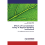 Effects of Consolidation Policy in Nigerian Banking Institutions - On Agribusiness Sector Performance