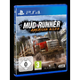 MudRunner, American Wilds, 1 PS4-Blu-ray Disc