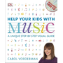 Help Your Kids with Music - A Unique Step-by-Step Visual Guide. Includes free CD