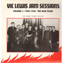 Jam Sessions, Vol. 1: The War Years