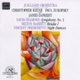 David Diamond: Symphony No. 5; Milton Babbitt: Relata 1; Vincent Persichetti: Night Dances